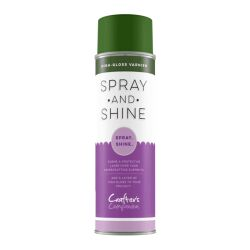 Crafters´s Companion Spray and Shine, Versiegelungslack...